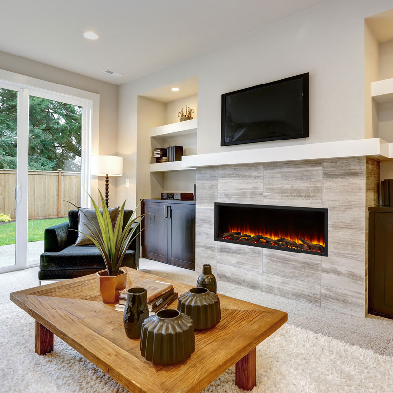 Captivating Fireplaces - Wood, Gas, Electric, Outdoor | Nix Fireplace Store