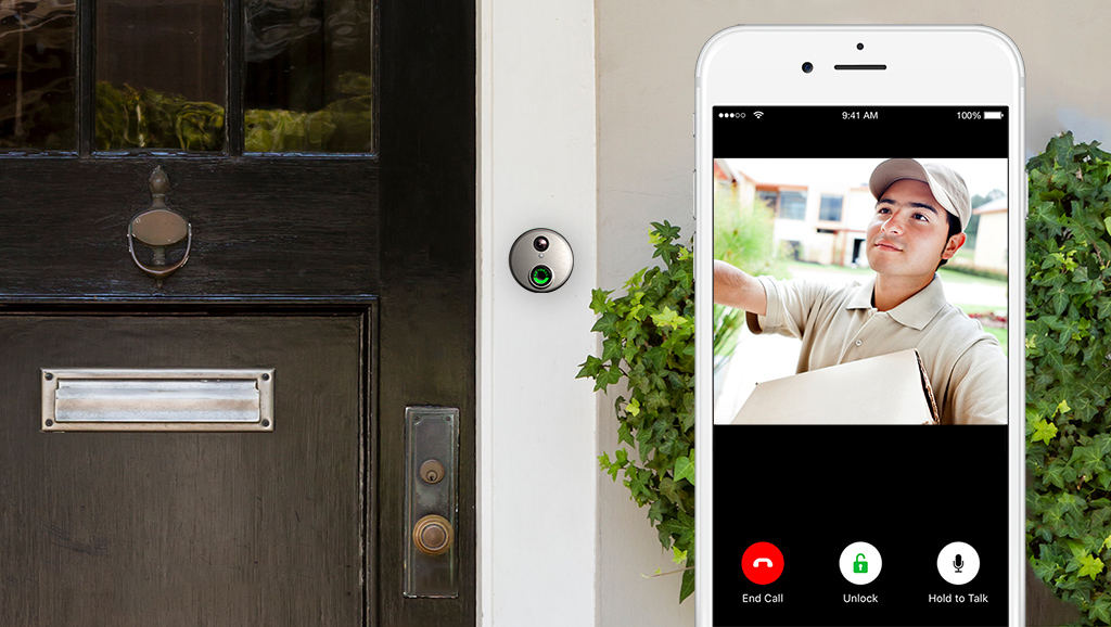 door bell security camera