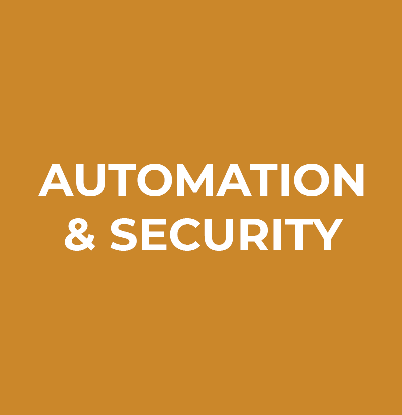 automation and security