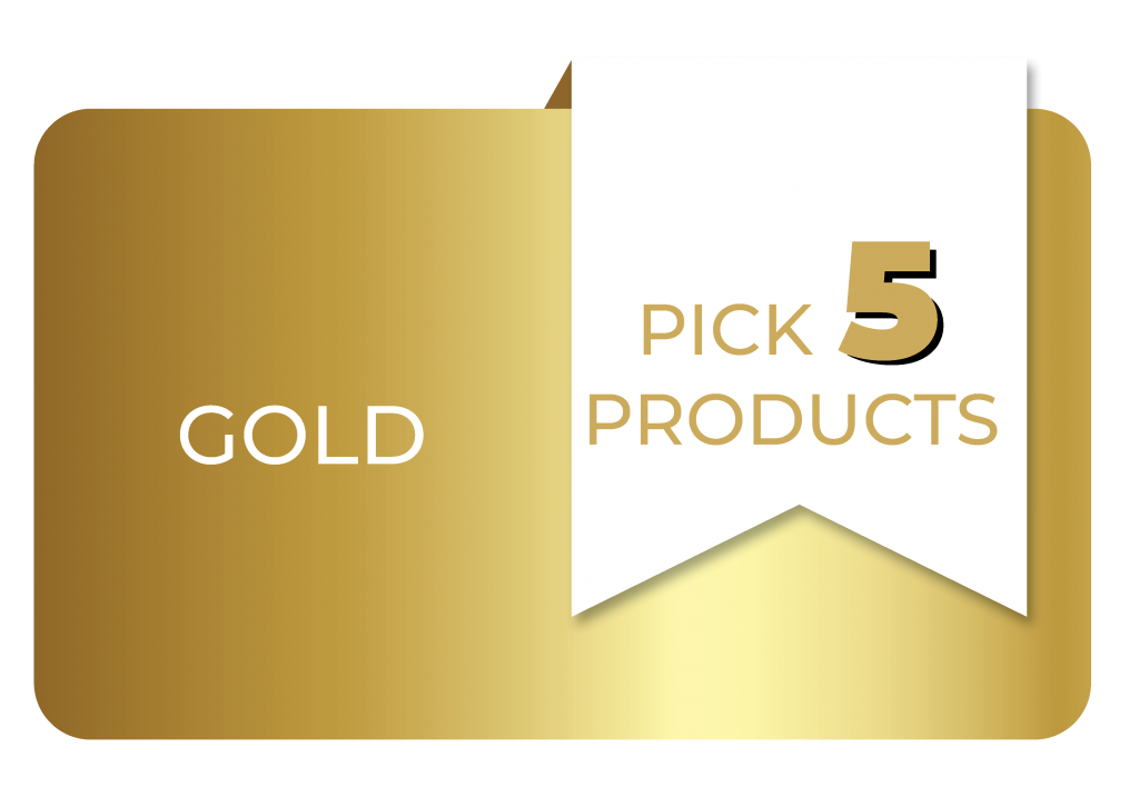 gold pick package